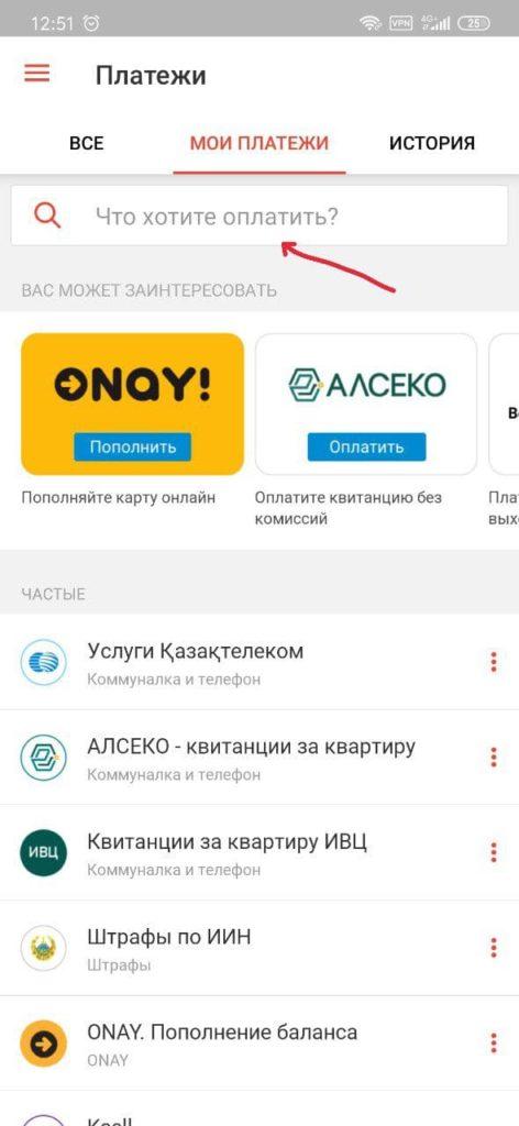 123 472x1024 - Как оплатить домен от PS.kz через мобильное приложение каспи